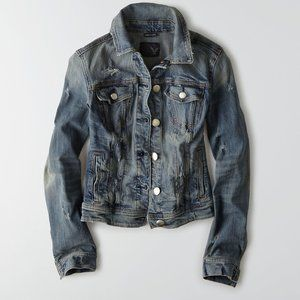 American Eagle Denim X Jacket Size Small